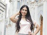 AbrilVelez nude porn real