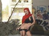 MuslimAnisha ass nude camshow